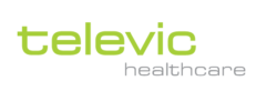 Logo of Televic Healthcare