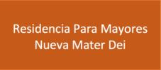 Logo of Nueva Mater Dei